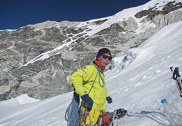 Pema Chhosang Sherpa