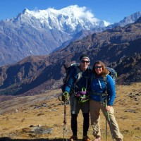 Life time trip to Langtang with NAT