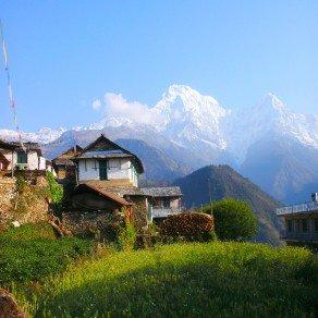 Ghandruk Village
