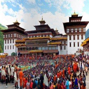 Tour to Bhutan