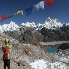 trek to gokyo valley