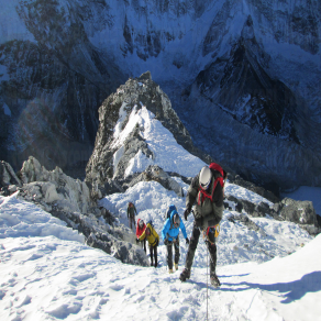 Lobuche peak climb