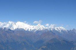 View from Bahun Danda