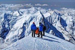 Island Peak Peak