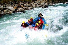 Trishuli Rafting