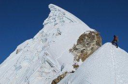 Peak Climbing Lobuche