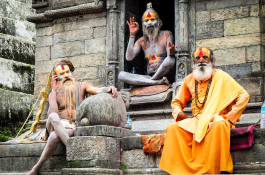 Baba's in Pashupatinath