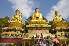 Swayambunath, Nepal